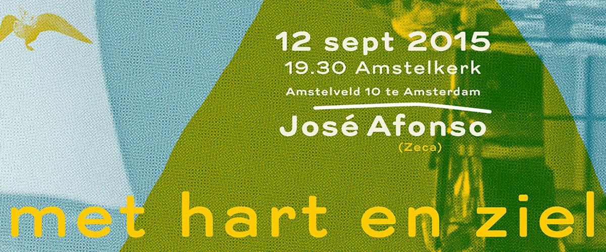 12-9-2015 / José Afonso: met hart en ziel