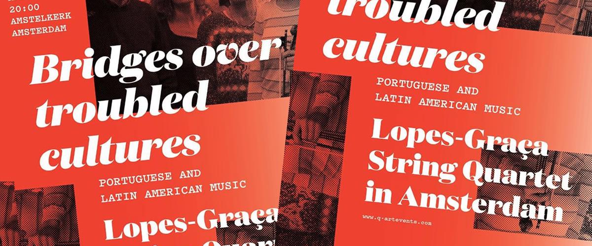 26-3-2016 / Lopes-Graça String Quartet: bridges over troubled cultures
