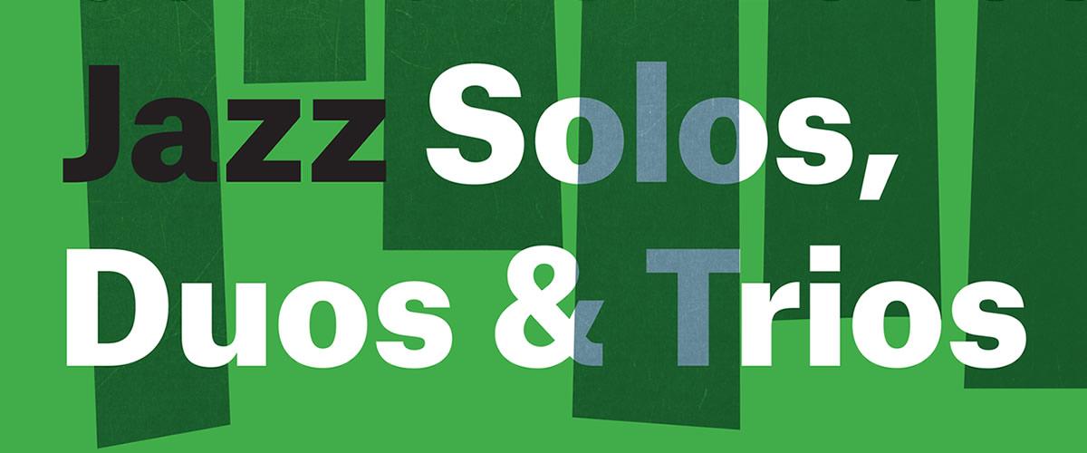 28-10-2016 / Mark Lotz, Alan 'Gunga' Purves & Gonçalo Lopes – SOLOS, DUOS & TRIOS