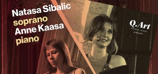 25-11-2016 en 26-11-2016 / Natasa Sibalic & Anne Kaasa – A ALMA DO ROMANTISMO