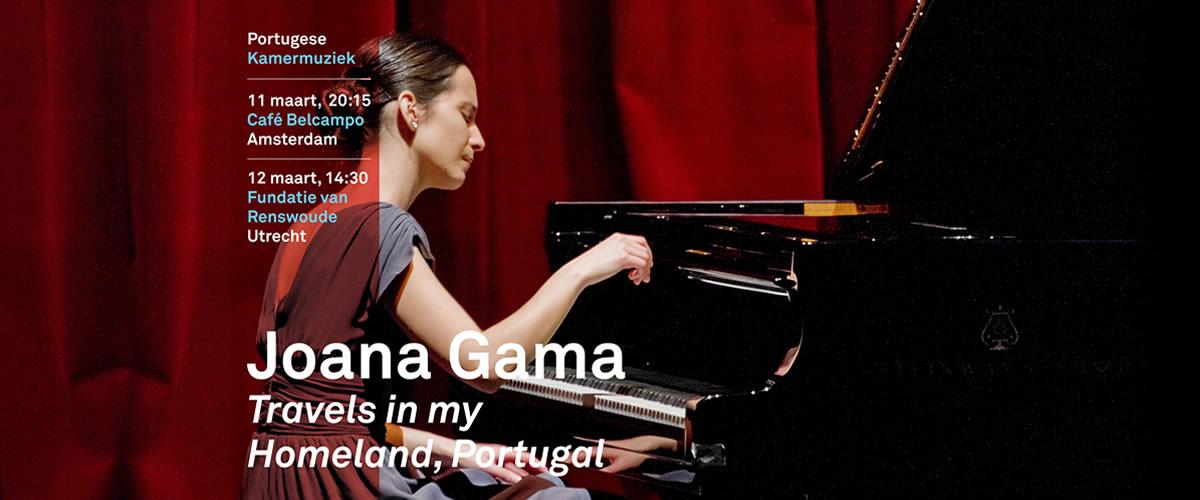 11-3-2017 en 12-3-2017 / Joana Gama - Travels in my Homeland, Portugal